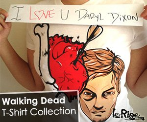 Walking Dead Daryl Dixon t-shirts