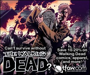 Zombie Gifts - TFAW.com has the Walking Dead