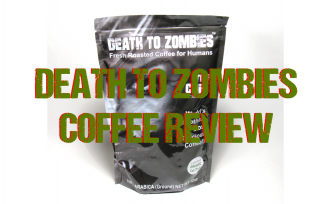 DEATH TO ZOMBIES coffee review