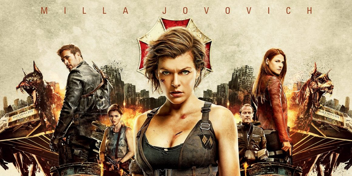 Resident Evil The Final Chapter Review